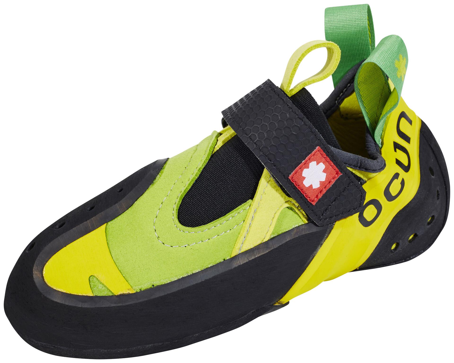 Ocun Klettergurt Mammut : Ocun oxi s climbing shoes unisex basic campz